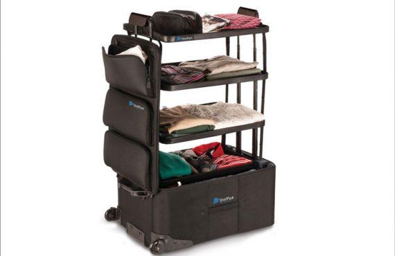 衣櫃+旅行喼2合一‧整齊收納