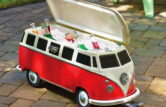 Volkswagen冰箱車‧親子BBQ必備