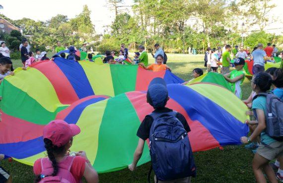 5個「大爆發」親子暑期活動