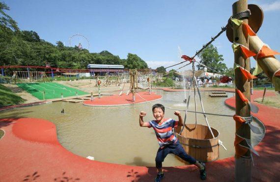 日本「相模湖渡假村」‧親子齊齊歎