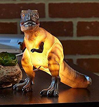 兒童房‧復古恐龍燈