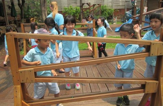 去台灣‧親子必玩「木頭農莊」