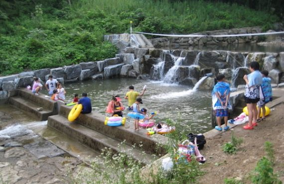 旅韓必去:親子「森林遊樂區」