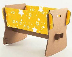 「紙箱BB床」2.0 ・𣊬間合體