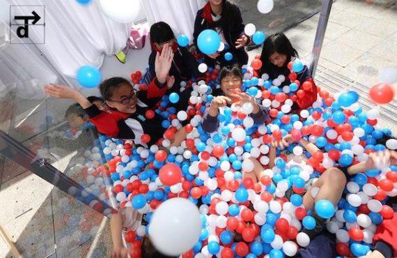 親子玩轉80多個工作坊@PMQ 創意展覽
