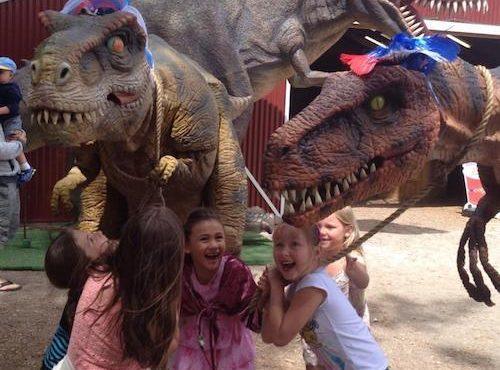 「恐龍大世界」探險樂園.旅澳必去