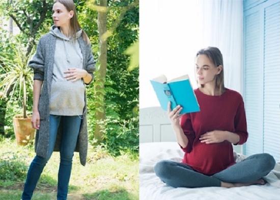Uniqlo孕媽媽時裝.新登場