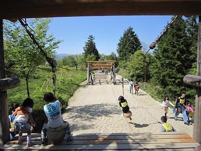 日本大型「運動遊樂場」.親子玩挑戰