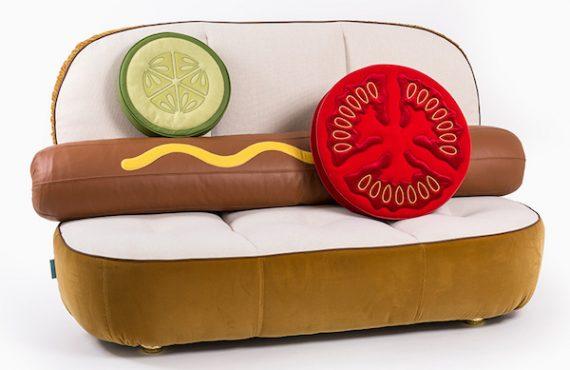 「高級快餐」sofa.一家變有趣