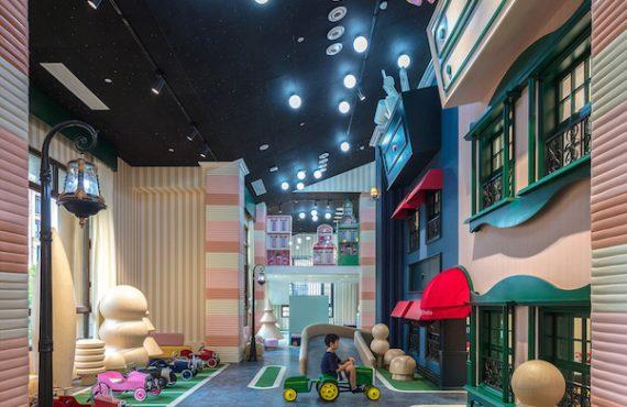 5合1親子「書店遊樂場」cafe.歐陸童話