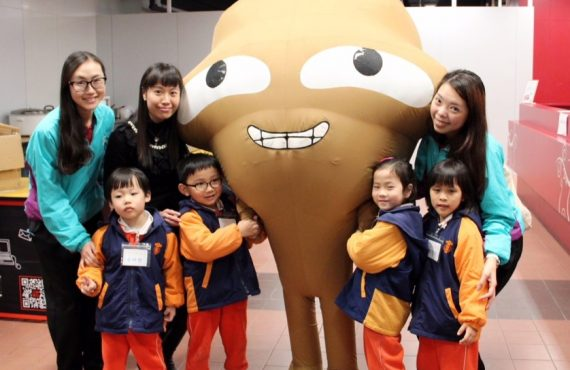 親子同樂日.免費玩遊戲學環保@西九文化區