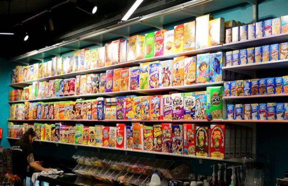 倫敦Cereal Café.旅英親子必去