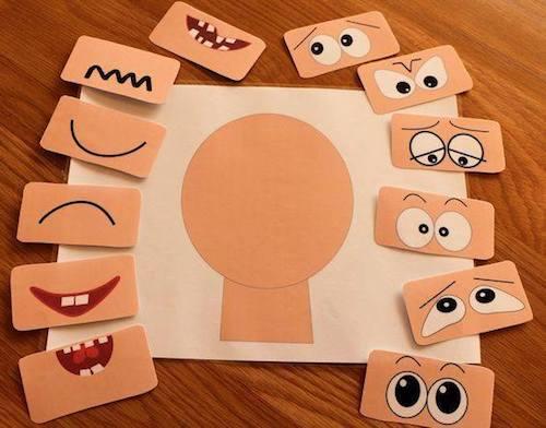 小孩「整理情緒」手工.學習「踏腳石」