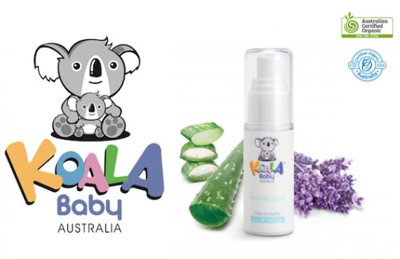 澳洲 Koala Baby Organics母嬰護膚產品.多項國際認證