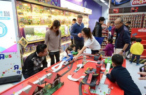 """玩具""""反""""斗城「Toy Fair 2018」.免費玩玩具睇表演"""