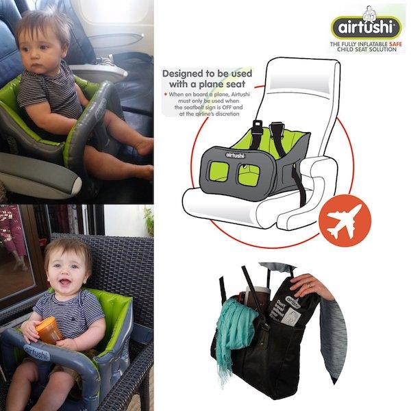 「充氣BB櫈」.旅行「便攜」熱賣