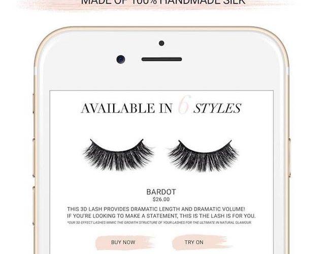 媽媽「靚過年」App + 100% silk睫毛