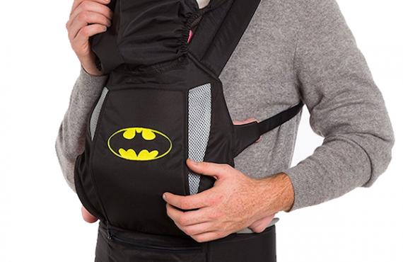 蝙蝠俠 BB.「揹帶+坐架」速到