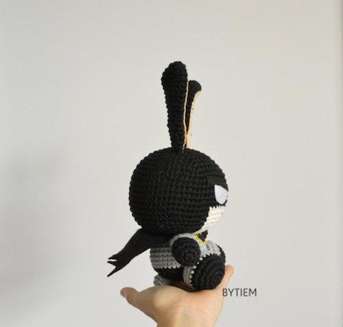 蝙幅俠Bunny・新生嬰兒禮物
