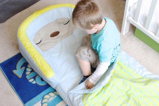 幼兒「揹住走」睡袋.隨玩隨瞓
