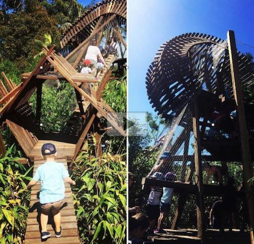 澳洲「野外學習」樂園・親子熱點
