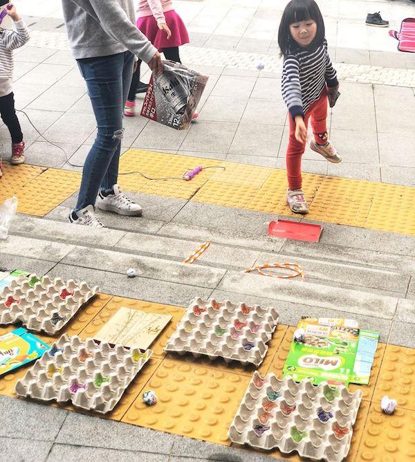好玩「兒童墟市」.小朋友學做「檔主」