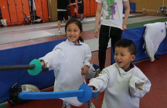 免費親子運動同樂日@南華體育會