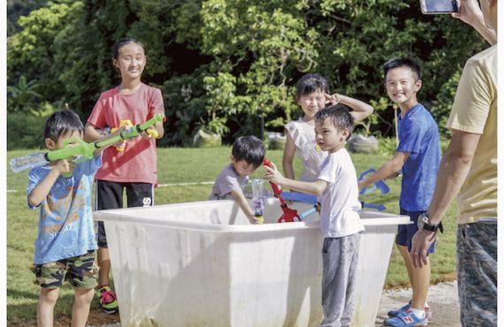送總值$3,900 「禾田喜山種植園 」超好玩 暑期日營!