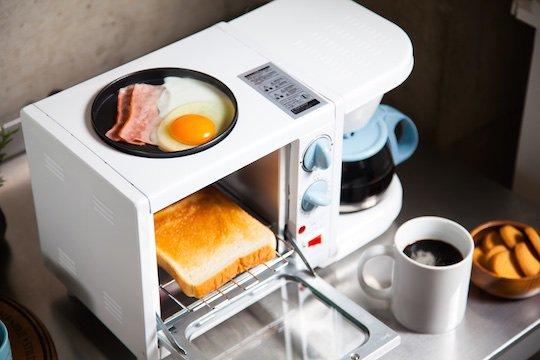3合1靚「早餐機」.父親節氹爸爸