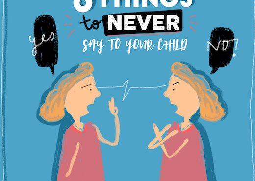 不要跟孩子說的8句話