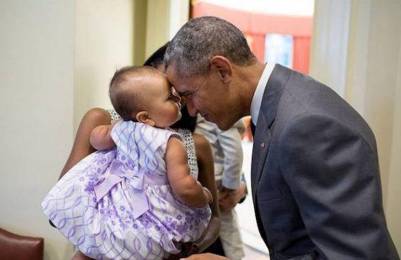 奧巴馬6大家庭論