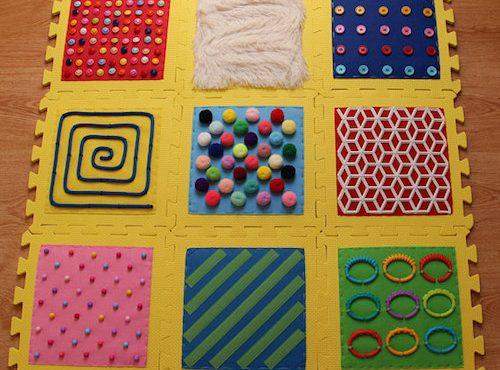 「刺激幼兒」Playmat・學習「大儲存」
