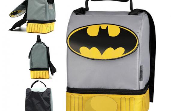 Batman返學「帶飯袋」.型食裝備