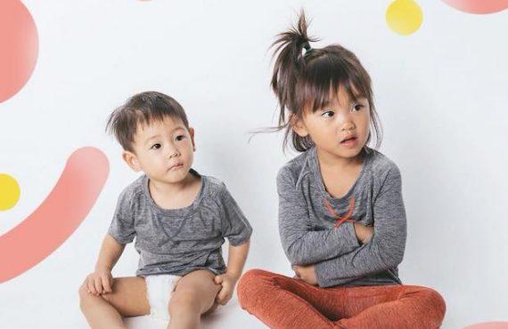 送總值$2,800「moody tiger」兒童運動服・必買靚品