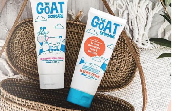 「山羊奶」護膚・超保濕功能