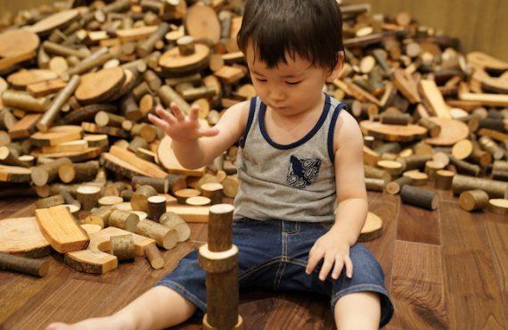 東京「全木製」樂園.新「感觀玩學」