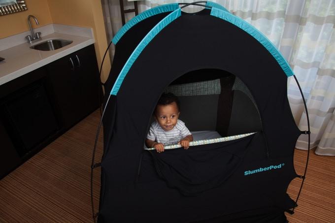 BB「私家帳篷」· 便攜「甜睡空間」