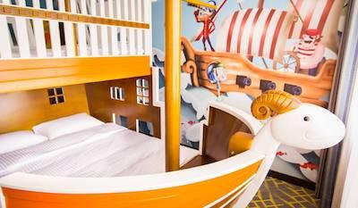 「海賊王」領頭・好玩親子房