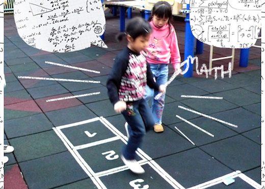 孩子可以不怕數學