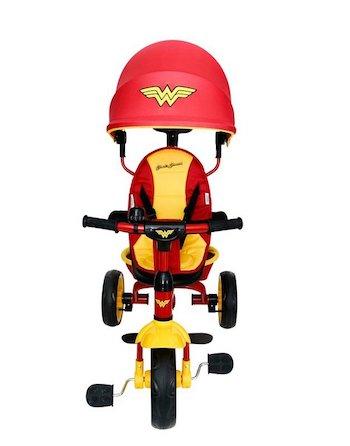 Wonder Woman4合1車・隨成長變身