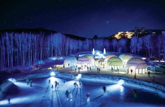 北海道「冰屋」・親子「冰凍」吃喝玩樂