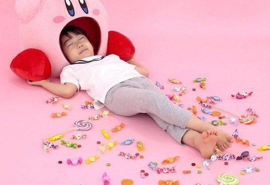 Kirby「大口頭枕」.預訂請早