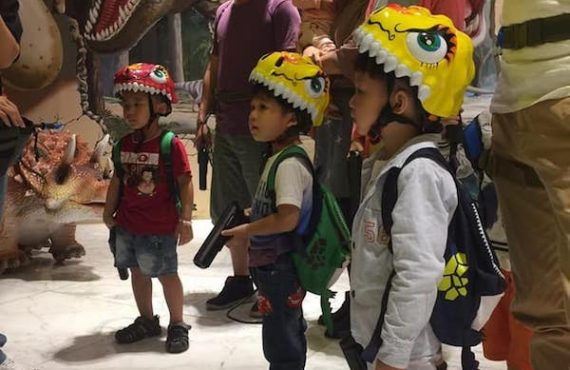 台灣「恐龍射擊」樂園・限定版