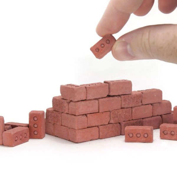 微型「真水泥磚」・聖誕「兒童」禮物