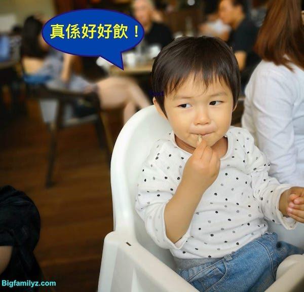 兒童「防冷襯」・3美味湯水