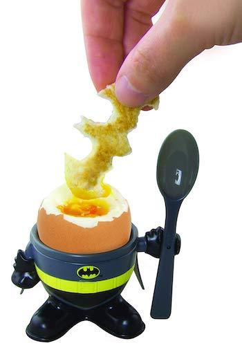 Batman「黑騎師蛋杯」‧玩住食