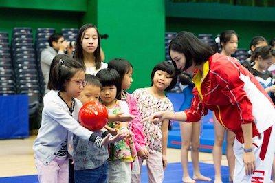 「Family + Olympic」好玩運動市集