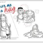 抱抱小朋友‧ 不要孤寒