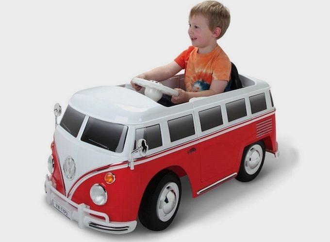 Volkswagen兒童復古車.型住踩