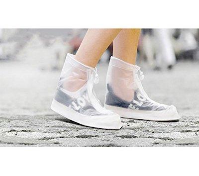 超型「防雨鞋套」.雨季入手貨